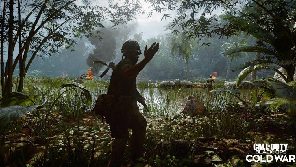 جشنواره تابستانه فروشگاه پلیاستیشن بازی Call of Duty Black Ops Cold War
