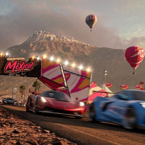 مناطق جغرافیایی بازی Forza Horizon 5