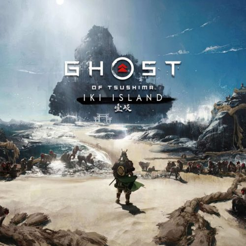 بسته الحاقی Iki Island بازی Ghost of Tsushima