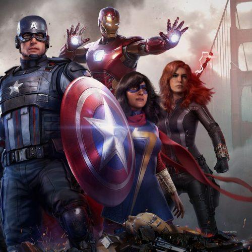 استودیوی نیکسز سافتور سونی بازی Marvel's Avengers