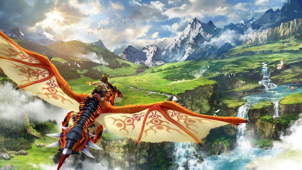 پرفروشترین بازیهای هفتهی سوم تیر بازی Monster Hunter Stories 2: Wings of Ruin