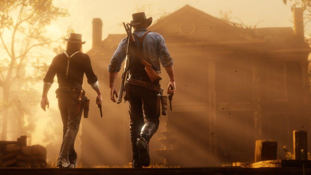 بهبود تنظیمات گرافیکی Red Dead Redemption 2