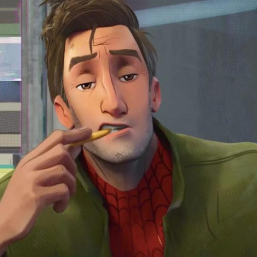 بازگشت پیتر بی. پارکر در 2 Spider-Man: Into the Spider-Verse