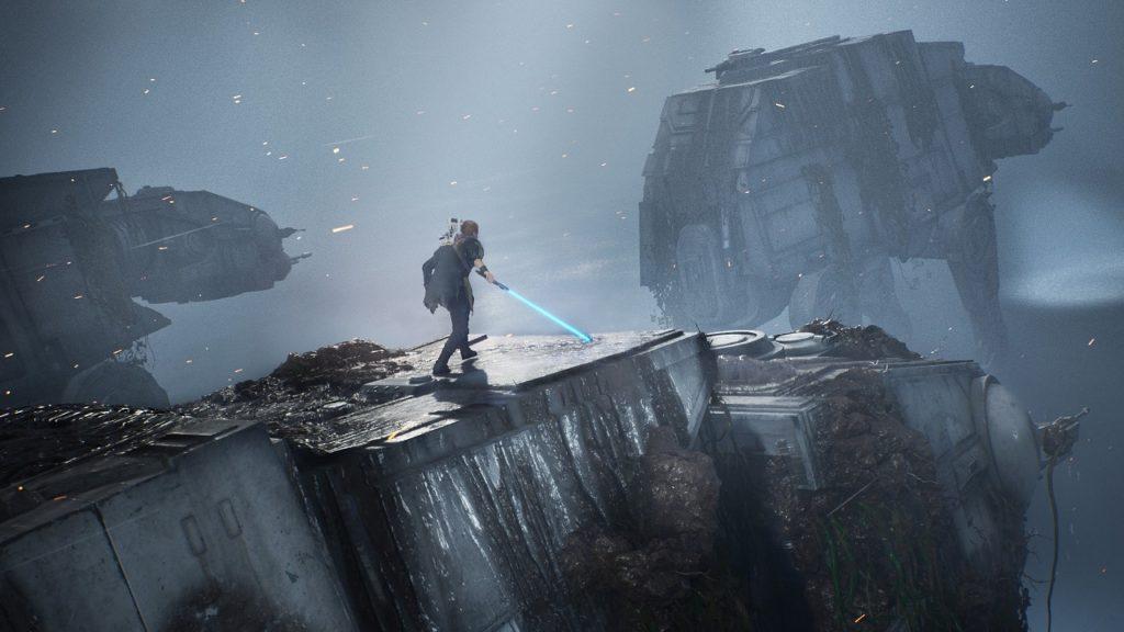 بازی Star Wars در رویداد EA Play