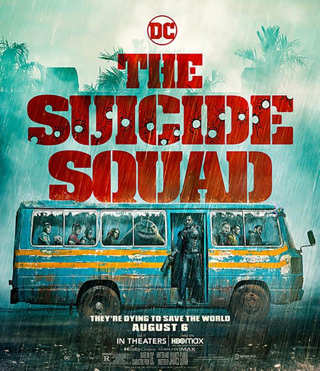 نمرات فیلم The Suicide Squad