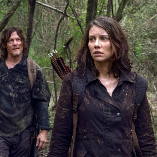 تصاویر جدید فصل یازدهم The Walking Dead