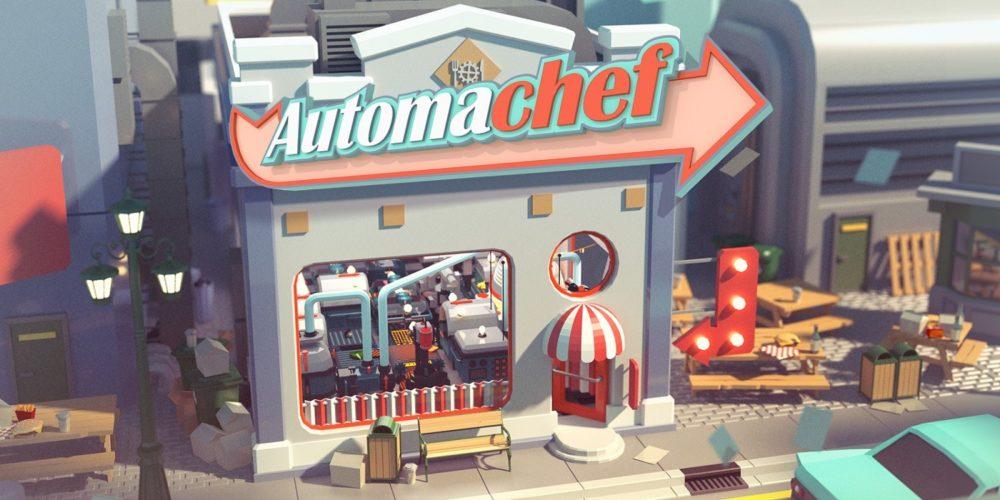 بازی Automachef فروشگاه اپیک گیمز