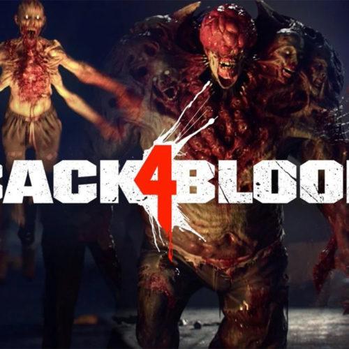 ایستراگهای بازی Back 4 Blood