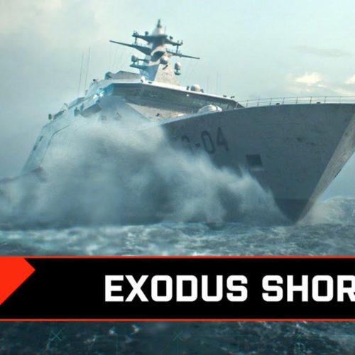 معرفی فیلم کوتاه Exodus