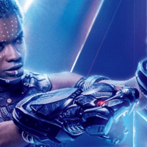 پشت صحنه فیلم Black Panther 2