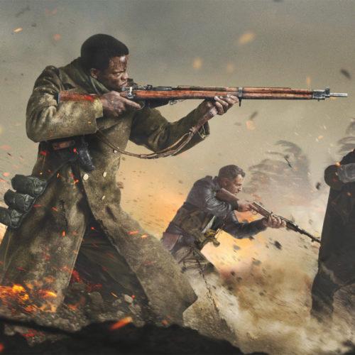 بخش آلفای بازی Call of Duty Vanguard