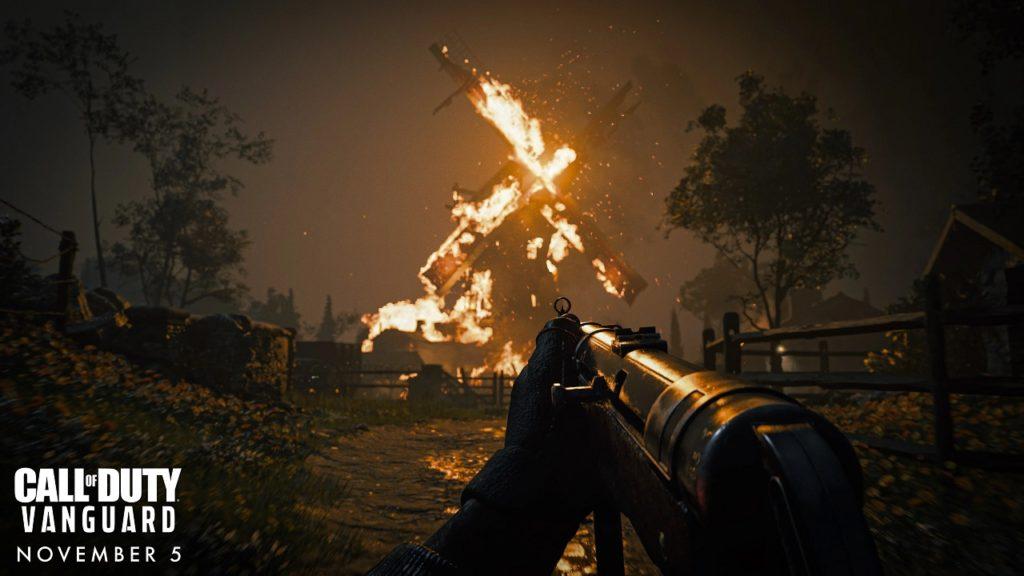 حجم بازی Call of Duty Vanguard