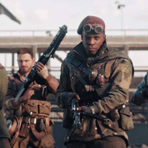نسخه آلفا Call of Duty: Vanguard