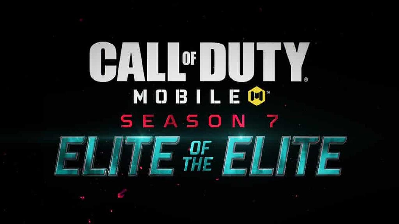 فصل هفتم بازی Call of Duty: Mobile