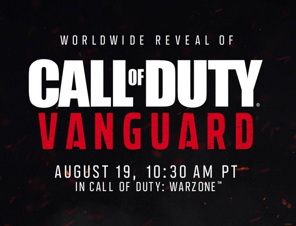 تیزر و تاریخ معرفی بازی Call of Duty Vanguard