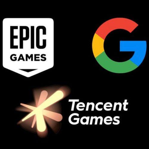 برنامه گوگل برای خرید اپیک گیمز