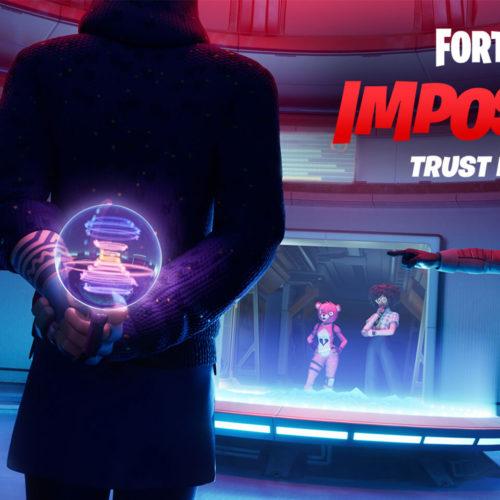 مد جدید فورتنایت با نام Impostors