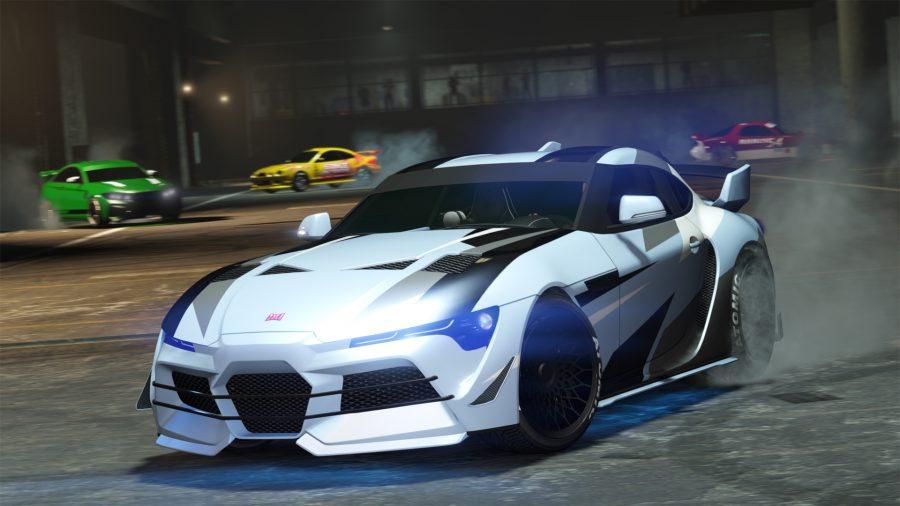 رویداد بازی GTA Online