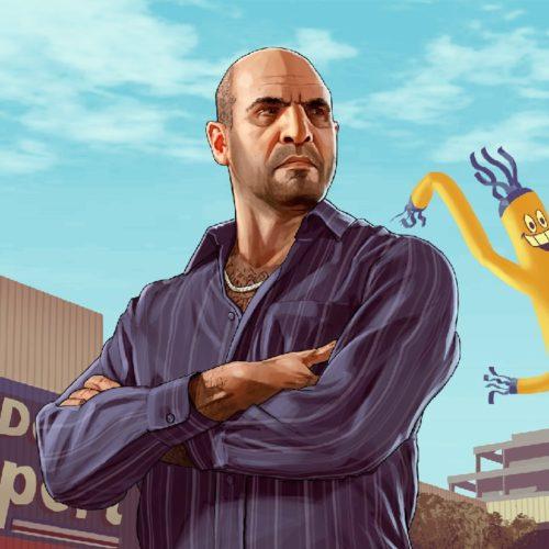 آمار جدید فروش بازی GTA V