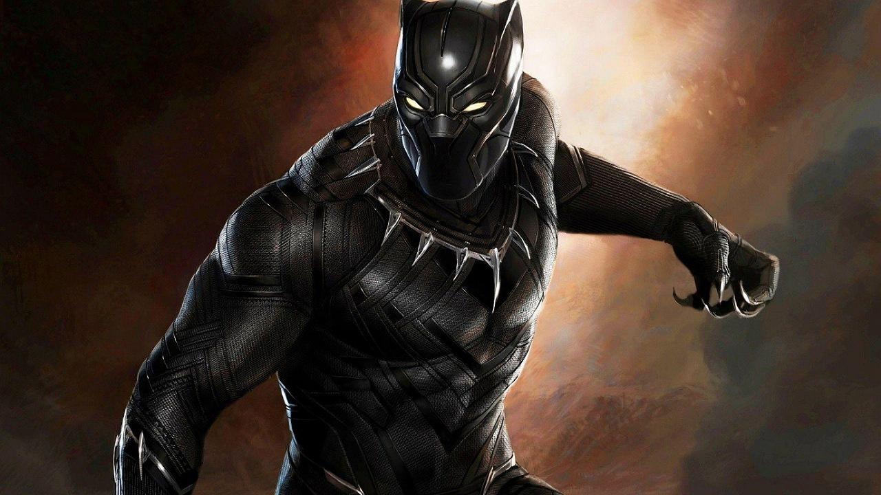 پلنگ سیاه Black Panther