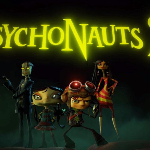 نمرات بازی Psychonauts 2