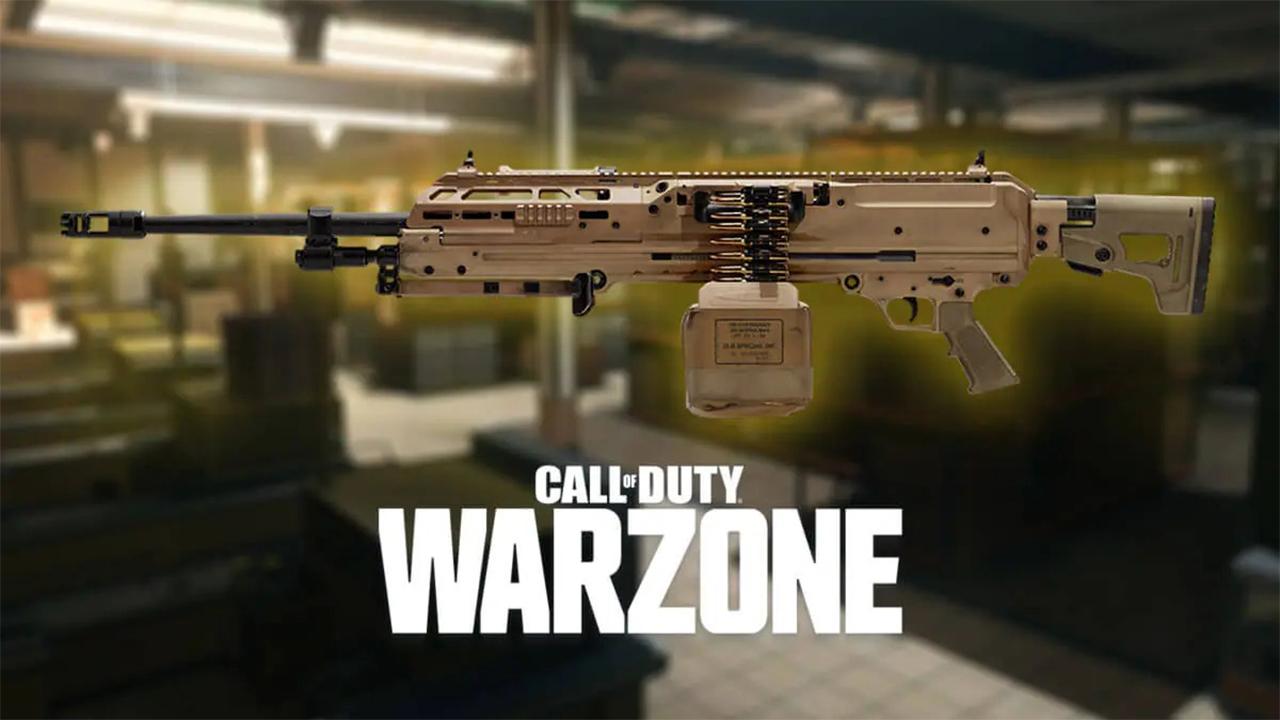 اسلحه جدید در بازی وارزون