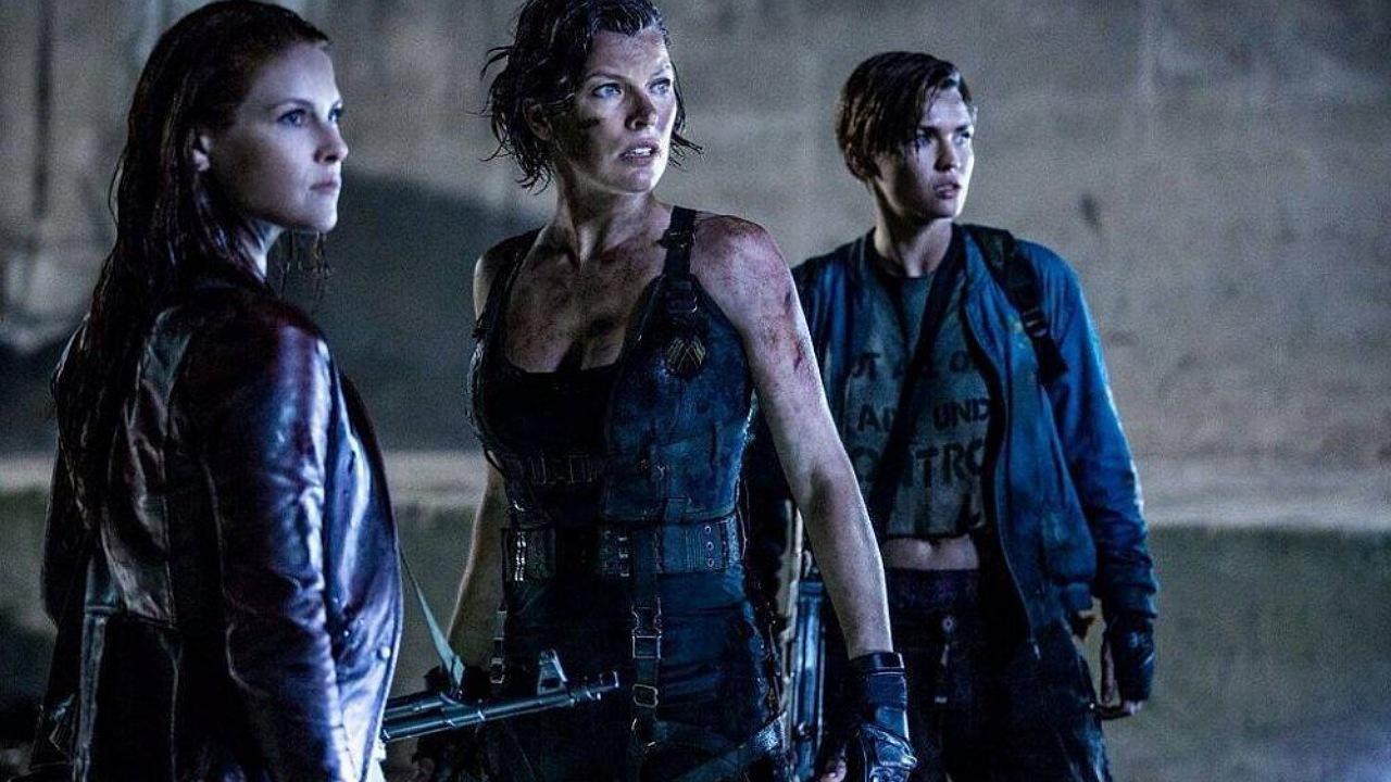 داستان فیلم Resident Evil 2021