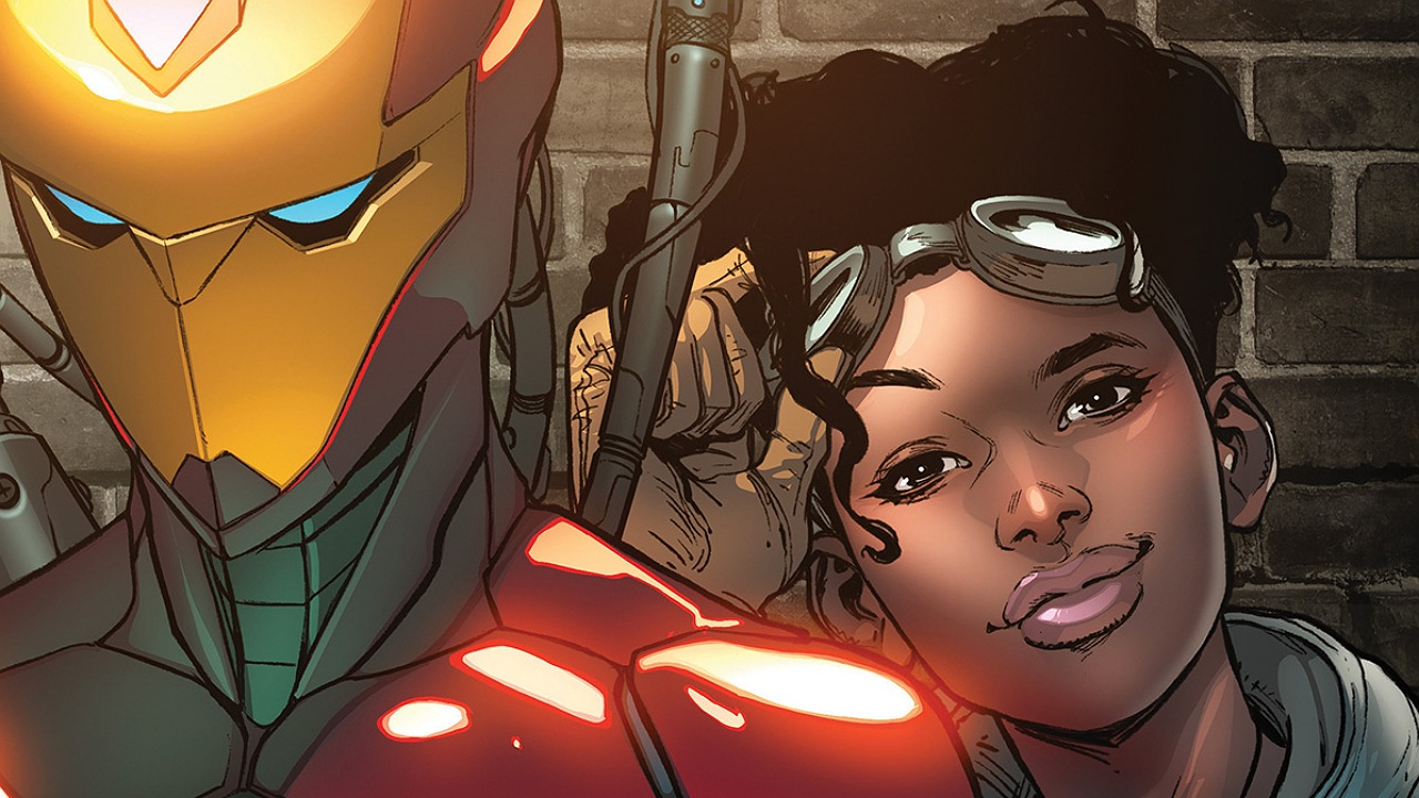 شخصیت Ironheart در داستان فیلم Black Panther 2