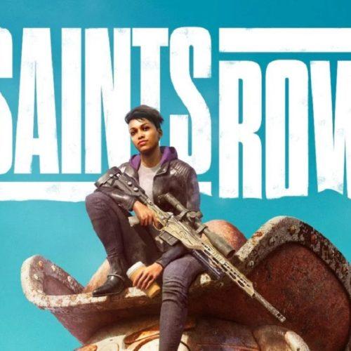 ریبوت Saints Row
