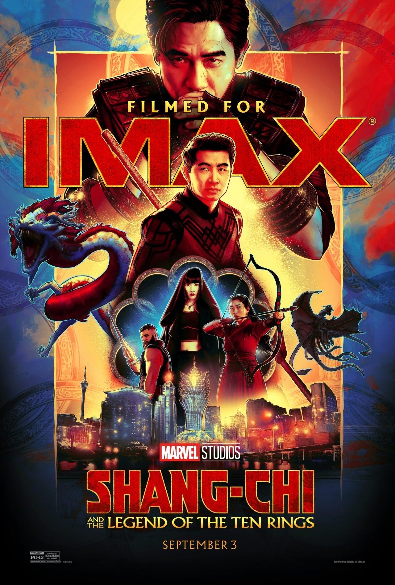 تریلر جدید فیلم Shang-Chi