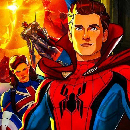 داستان سریال What If...? و مرد عنکبوتی
