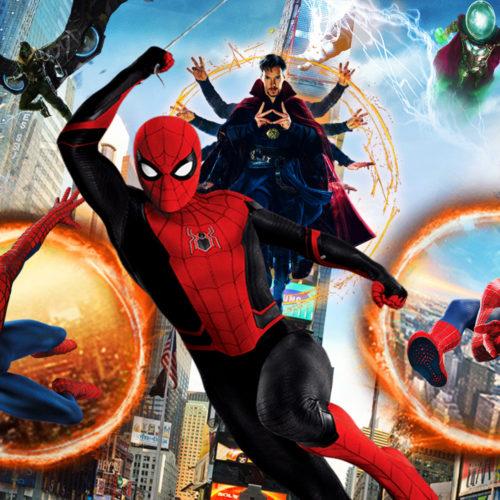 اسباب بازی فیلم Spider-Man: No Way Home