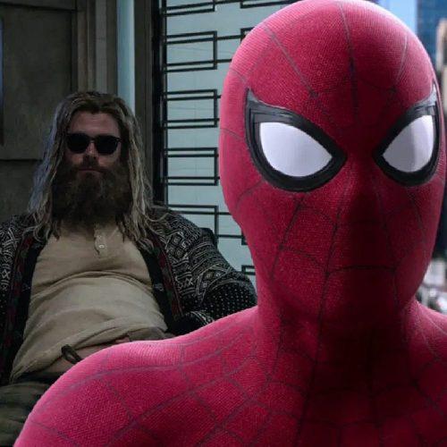 کمیک جدید مارول - ثور - مرد عنکبوتی