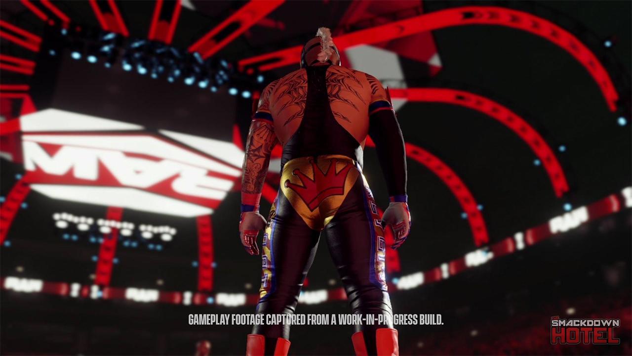 تاریخ انتشار احتمالی بازی WWE 2K22