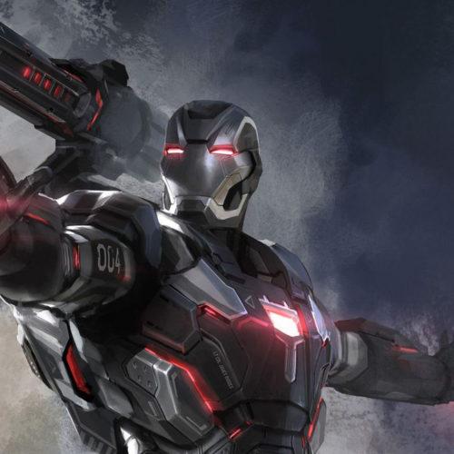 نویسنده ارشد سریال Armor Wars