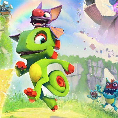 بازی Yooka-Laylee بازی رایگان فروشگاه اپیک گیمز
