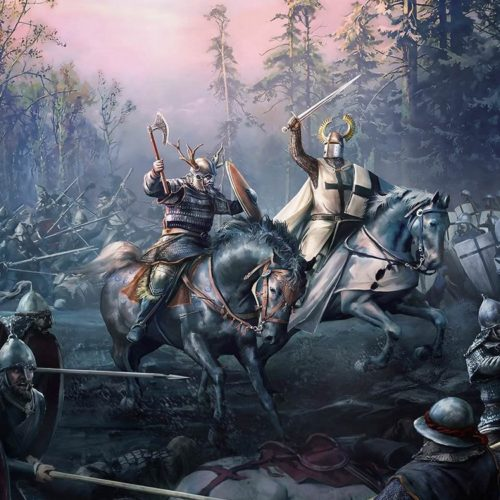 بازی Crusader Kings III برای کنسولهای ایکسباکس