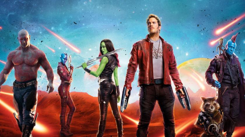 فاز فیلمبرداری Guardians of the Galaxy 3