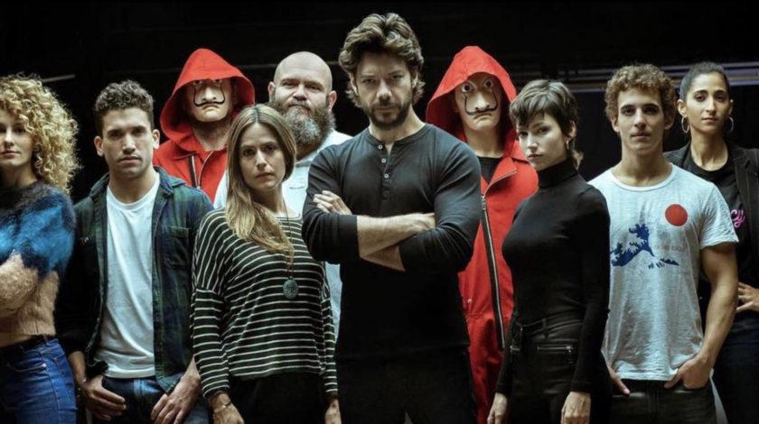 اولین تریلر فصل پنجم سریال Money Heist