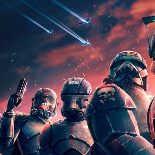 ساخت فصل دوم Star Wars: The Bad Batch