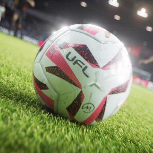 بازی شبیهساز فوتبال UFL