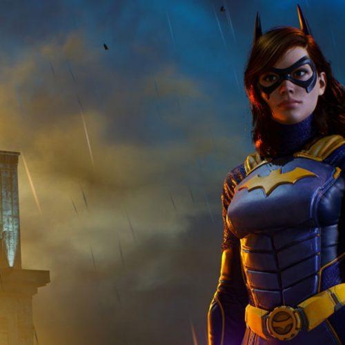 پوستر جدید بازی The Gotham Knights