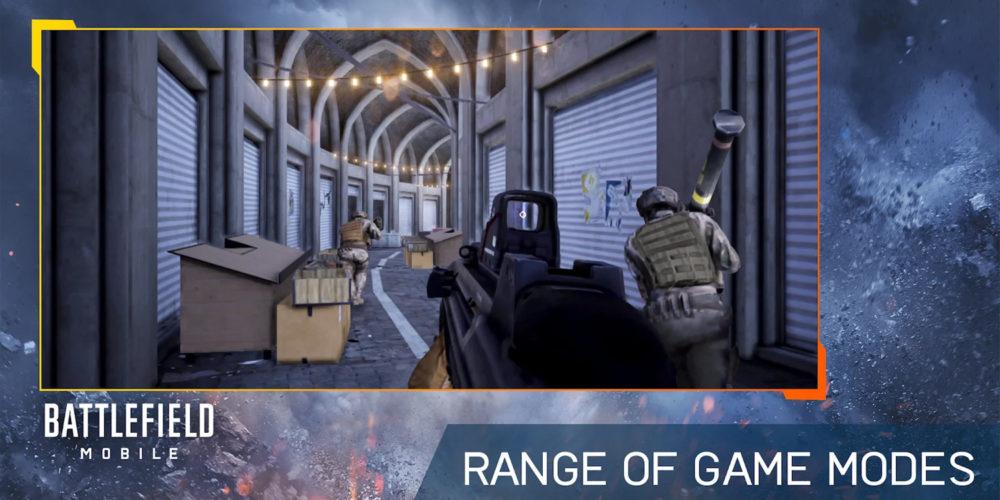 تصاویر Battlefield Mobile