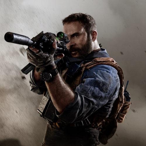 قسمت دوم Call of Duty: Modern Warfare