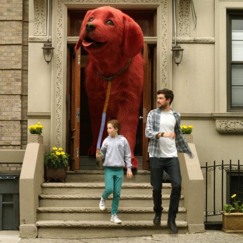 تاریخ انتشار Clifford the Big Red Dog