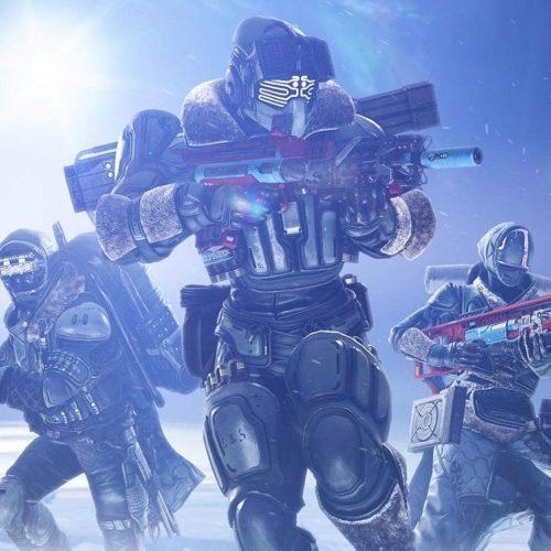 بازی جدید Destiny