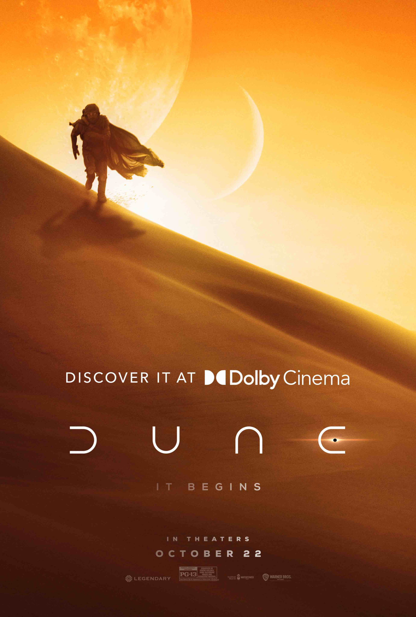 پوستر دالبی فیلم Dune