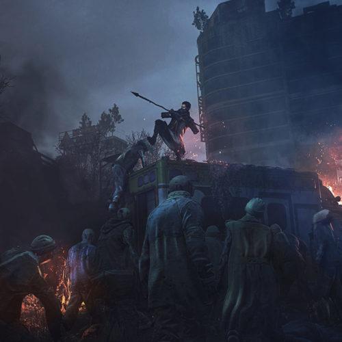 سلاحهای بازی Dying Light 2