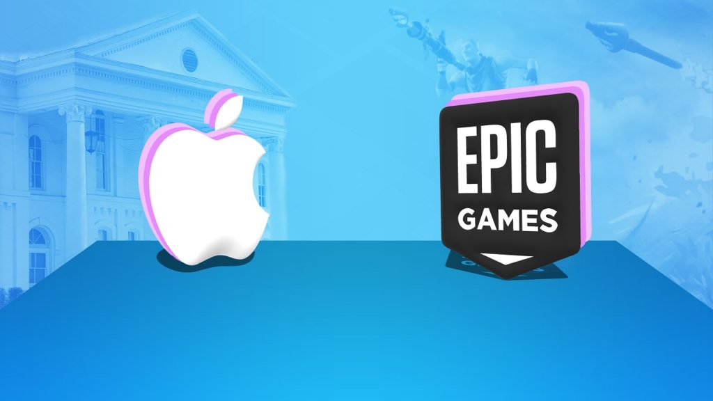 دعوای حقوقی اپیک گیمز و اپل