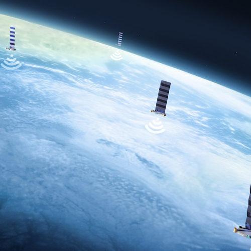 ماهواره های اسپیس ایکس - استارلینک (Starlink)